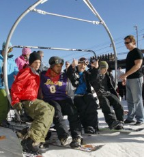 California's Mammoth Mountain Marks Second Earliest Opening Day for Ski, Snowboarding
