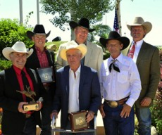Five Legends Take Their Place in ProRodeo Hall of Fame for 2010