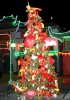 Los Angeles Chinatown Readies for Christmas Tree Lighting, Chinese New Year