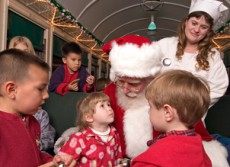 Grand Canyon Railway Now Accepting Reservations for Polar Express Trains, Updating Departure Times