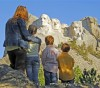 Mount Rushmore, Rocky Mountain National Park Re-opening to Visitors