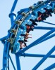 Six Flags Opens Reverse Roller Coaster Ride in Texas, Missouri