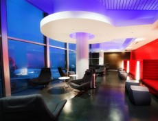 Virgin America Launches First High-Tech Lounge at Los Angeles International